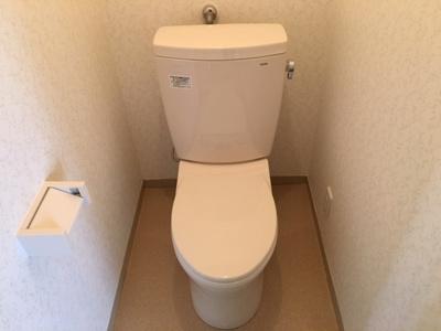 【トイレ】プレジール北久里浜