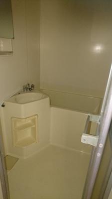 【浴室】グリーンパーク根岸B