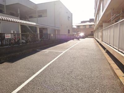 【駐車場】東葛西狩野第一コーポ
