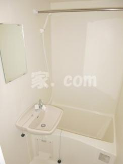 【浴室】レオパレスプランタンソレイユ(48130-104)