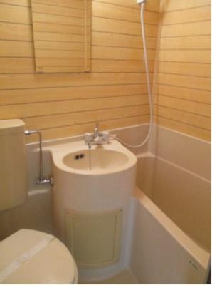 【浴室】スカイコートナカメグロ