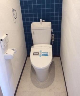 【トイレ】ローズハイツ沢ノ町