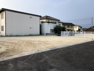 【前面道路含む現地写真】コゾタウン 金蔵寺