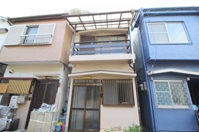 【外観】上野西4丁目テラスハウス
