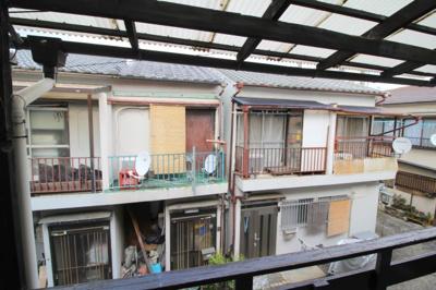 【展望】上野西4丁目テラスハウス