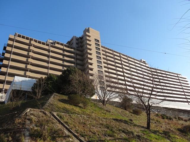 【外観】朝日プラザCITYウェストヒル神戸B棟