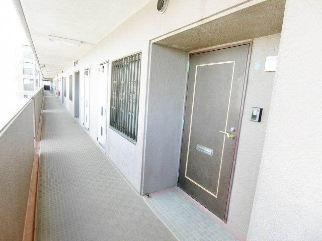 【玄関】朝日プラザCITYウェストヒル神戸B棟