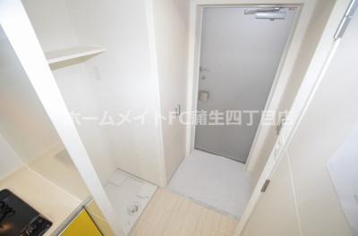 【玄関】ビガーポリス346京橋Ⅱ