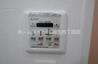 【設備】ビガーポリス346京橋Ⅱ