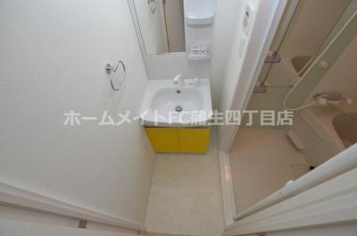 【独立洗面台】ビガーポリス346京橋Ⅱ