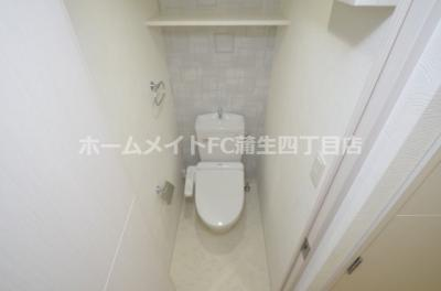 【トイレ】ビガーポリス346京橋Ⅱ