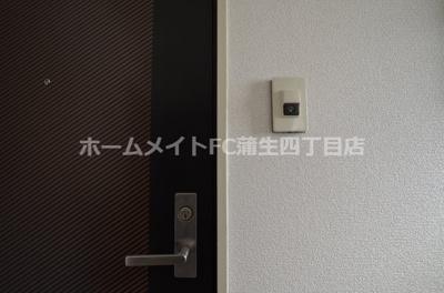 【玄関】カーディナル蒲生