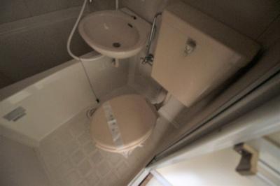 【浴室】ハイツまき