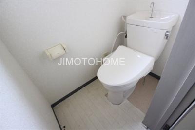 【トイレ】南山貸家