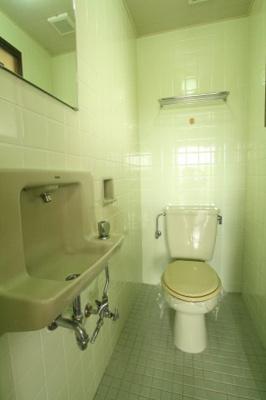 【トイレ】真栄城マンション