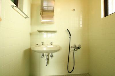 【浴室】真栄城マンション
