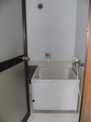 【浴室】平和マンション
