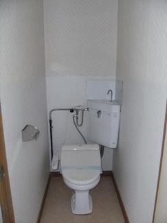 【トイレ】平和マンション