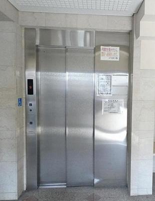 エレベーター完備!