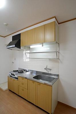 【キッチン】サンガーデン下林7