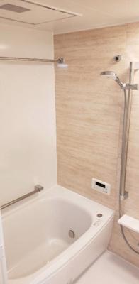 【浴室】清新南ハイツ11号棟 8階 75.56㎡ リ ノベーション済