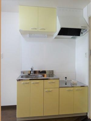 【キッチン】パークハウス石仁C