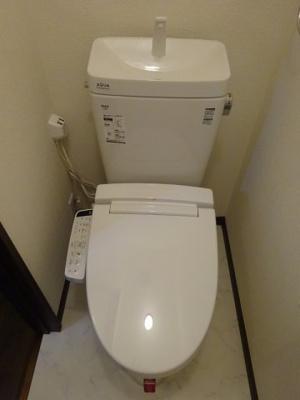 【トイレ】パークハウス石仁C
