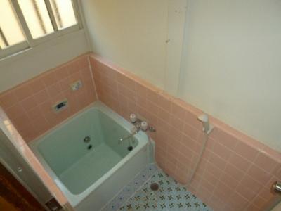 【浴室】米田コーポ