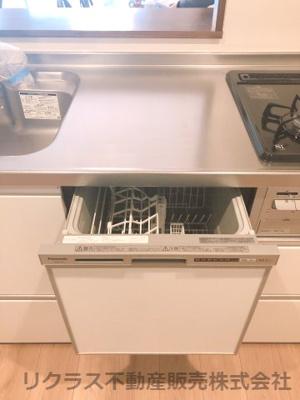 食器洗乾燥機です