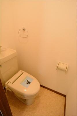 【トイレ】丸山ハイツ2