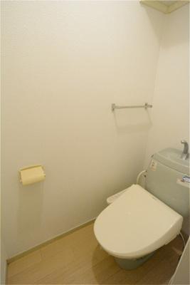 【トイレ】中野ハイツ4