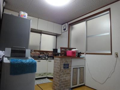 【キッチン】中古戸建 大東市北条5丁目(昭和56年築)