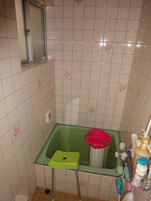 【浴室】中古戸建 大東市北条5丁目(昭和56年築)