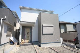 現地 建物完成します ぜひご見学ください  浜寺元町5丁に新築一戸建てが誕生です 早目のお問合せをお勧めします