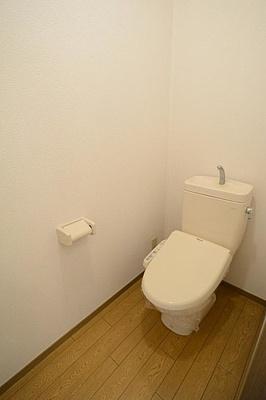 【トイレ】ピノキオハイツ1