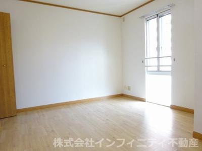 【洋室】クレベールⅡ番館