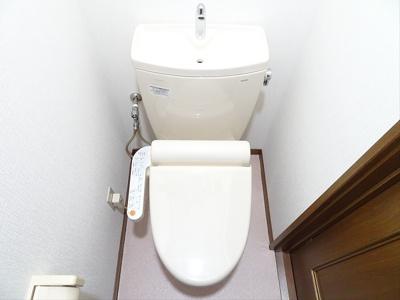 【トイレ】パンション