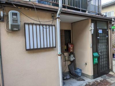 【外観】京都市山科区厨子奥若林町