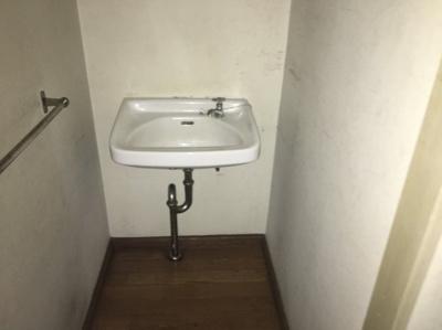 【独立洗面台】トモエマンション