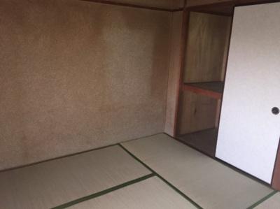 【寝室】トモエマンション