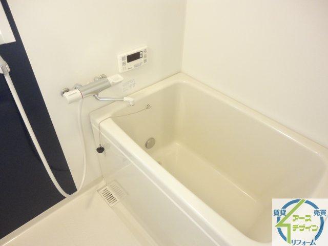 【浴室】第2藤井マンション