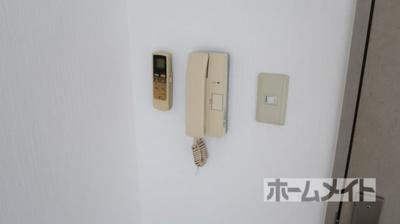 【バルコニー】Collection高槻市駅前