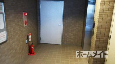 【ロビー】Collection高槻市駅前