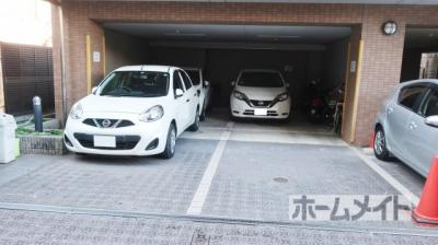 【駐車場】Collection高槻市駅前