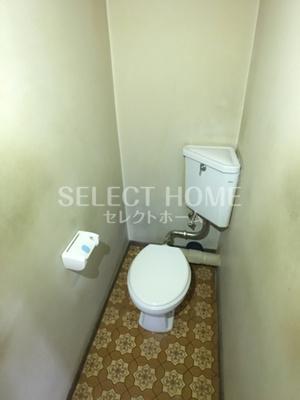 【トイレ】トモエマンション