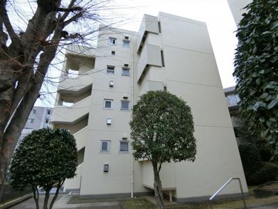 【外観】東急ドエル宮崎台バーズビレジE棟
