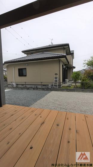 【庭】建築会社自慢の 真木町新築建売