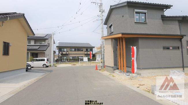 建築会社自慢の 真木町新築建売