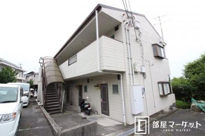 【外観】福岡ワンルームマンション
