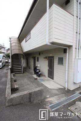 【エントランス】福岡ワンルームマンション